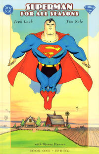 Cover Thumbnail for Superman for All Seasons (DC, 1998 series) #1