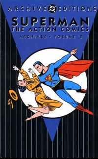 Cover Thumbnail for Superman: The Action Comics Archives (DC, 1997 series) #2