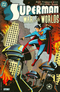 Cover Thumbnail for Superman: War of the Worlds (DC, 1998 series)