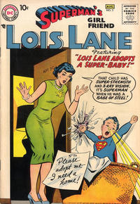 Cover Thumbnail for Superman's Girl Friend, Lois Lane (DC, 1958 series) #3