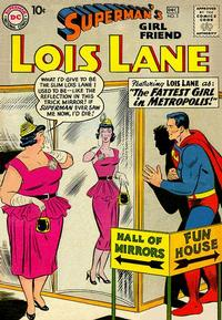 Cover Thumbnail for Superman's Girl Friend, Lois Lane (DC, 1958 series) #5