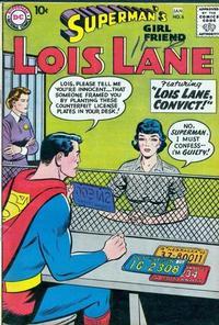 Cover Thumbnail for Superman's Girl Friend, Lois Lane (DC, 1958 series) #6