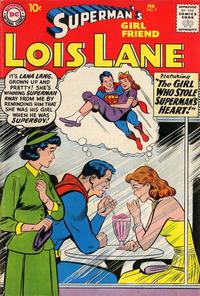 Cover Thumbnail for Superman's Girl Friend, Lois Lane (DC, 1958 series) #7