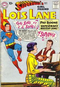 Cover Thumbnail for Superman's Girl Friend, Lois Lane (DC, 1958 series) #9