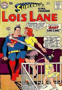 Cover Thumbnail for Superman's Girl Friend, Lois Lane (DC, 1958 series) #10