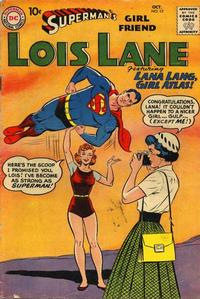Cover Thumbnail for Superman's Girl Friend, Lois Lane (DC, 1958 series) #12