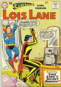 Cover Thumbnail for Superman's Girl Friend, Lois Lane (DC, 1958 series) #14