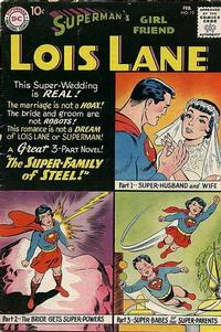 Cover Thumbnail for Superman's Girl Friend, Lois Lane (DC, 1958 series) #15