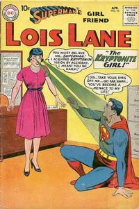 Cover Thumbnail for Superman's Girl Friend, Lois Lane (DC, 1958 series) #16