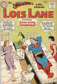 Cover Thumbnail for Superman's Girl Friend, Lois Lane (DC, 1958 series) #17