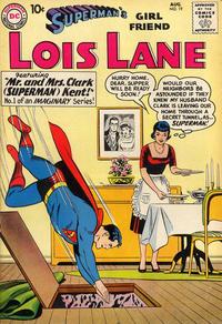 Cover Thumbnail for Superman's Girl Friend, Lois Lane (DC, 1958 series) #19
