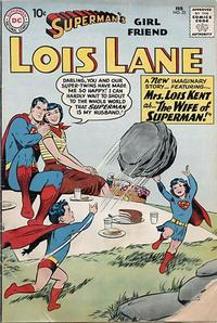 Cover Thumbnail for Superman's Girl Friend, Lois Lane (DC, 1958 series) #23