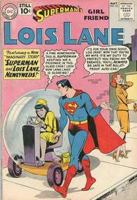 Cover Thumbnail for Superman's Girl Friend, Lois Lane (DC, 1958 series) #25