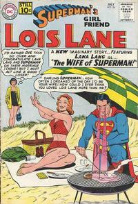 Cover Thumbnail for Superman's Girl Friend, Lois Lane (DC, 1958 series) #26