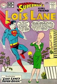 Cover Thumbnail for Superman's Girl Friend, Lois Lane (DC, 1958 series) #27