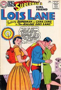 Cover Thumbnail for Superman's Girl Friend, Lois Lane (DC, 1958 series) #31