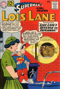 Cover Thumbnail for Superman's Girl Friend, Lois Lane (DC, 1958 series) #32