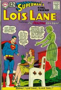 Cover Thumbnail for Superman's Girl Friend, Lois Lane (DC, 1958 series) #33