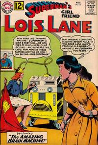 Cover Thumbnail for Superman's Girl Friend, Lois Lane (DC, 1958 series) #35