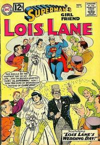 Cover Thumbnail for Superman's Girl Friend, Lois Lane (DC, 1958 series) #37