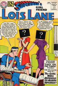 Cover Thumbnail for Superman's Girl Friend, Lois Lane (DC, 1958 series) #38