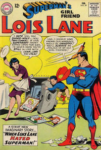 Cover Thumbnail for Superman's Girl Friend, Lois Lane (DC, 1958 series) #39