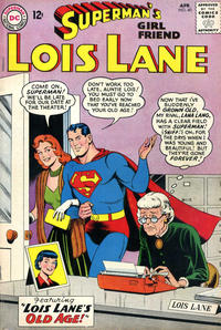 Cover Thumbnail for Superman's Girl Friend, Lois Lane (DC, 1958 series) #40