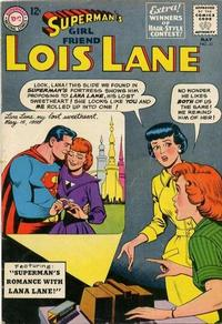 Cover Thumbnail for Superman's Girl Friend, Lois Lane (DC, 1958 series) #41