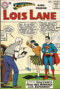 Cover Thumbnail for Superman's Girl Friend, Lois Lane (DC, 1958 series) #42