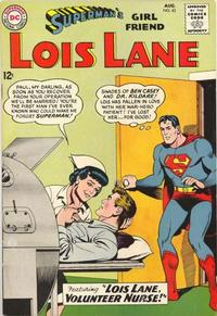 Cover Thumbnail for Superman's Girl Friend, Lois Lane (DC, 1958 series) #43