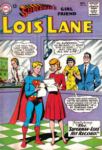 Cover Thumbnail for Superman's Girl Friend, Lois Lane (DC, 1958 series) #45
