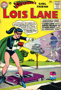 Cover Thumbnail for Superman's Girl Friend, Lois Lane (DC, 1958 series) #47