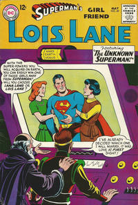 Cover Thumbnail for Superman's Girl Friend, Lois Lane (DC, 1958 series) #49