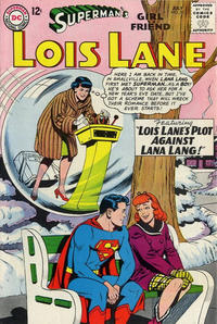 Cover Thumbnail for Superman's Girl Friend, Lois Lane (DC, 1958 series) #50