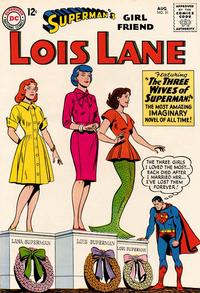 Cover Thumbnail for Superman's Girl Friend, Lois Lane (DC, 1958 series) #51