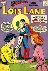 Cover Thumbnail for Superman's Girl Friend, Lois Lane (DC, 1958 series) #52
