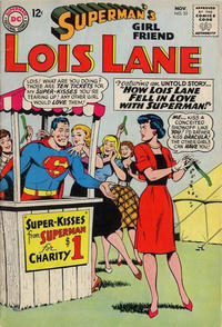 Cover Thumbnail for Superman's Girl Friend, Lois Lane (DC, 1958 series) #53