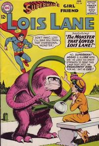Cover Thumbnail for Superman's Girl Friend, Lois Lane (DC, 1958 series) #54