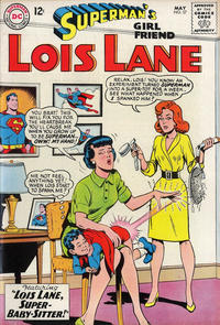 Cover Thumbnail for Superman's Girl Friend, Lois Lane (DC, 1958 series) #57