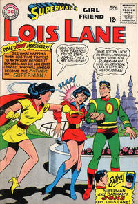 Cover Thumbnail for Superman's Girl Friend, Lois Lane (DC, 1958 series) #59