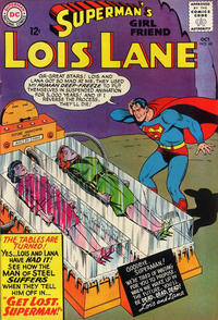 Cover Thumbnail for Superman's Girl Friend, Lois Lane (DC, 1958 series) #60