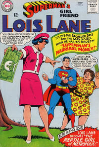 Cover Thumbnail for Superman's Girl Friend, Lois Lane (DC, 1958 series) #61
