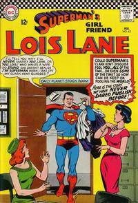 Cover Thumbnail for Superman's Girl Friend, Lois Lane (DC, 1958 series) #63