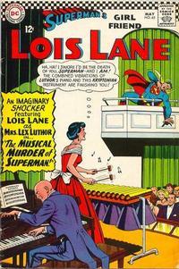 Cover Thumbnail for Superman's Girl Friend, Lois Lane (DC, 1958 series) #65