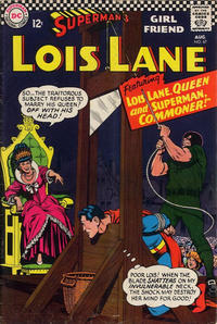 Cover Thumbnail for Superman's Girl Friend, Lois Lane (DC, 1958 series) #67