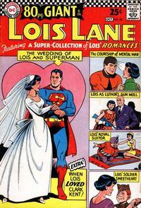 Cover Thumbnail for Superman's Girl Friend, Lois Lane (DC, 1958 series) #68