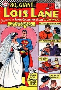 Cover Thumbnail for Superman's Girl Friend, Lois Lane (DC, 1958 series) #68