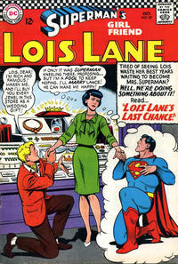 Cover Thumbnail for Superman's Girl Friend, Lois Lane (DC, 1958 series) #69