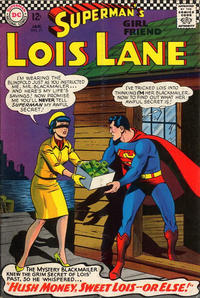 Cover Thumbnail for Superman's Girl Friend, Lois Lane (DC, 1958 series) #71