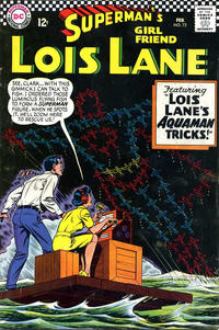 Cover Thumbnail for Superman's Girl Friend, Lois Lane (DC, 1958 series) #72